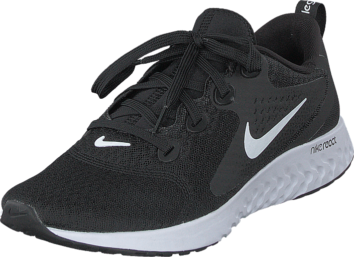 Nike Wmns Legend React svart vit svarta Skor Online