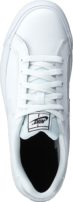 White NIKE Sneakers COURT ROYALE WMNS