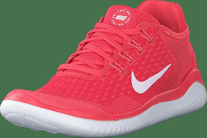 Nike - Wmns Free Rn 2018 Ember Glow/white-pink Gaze