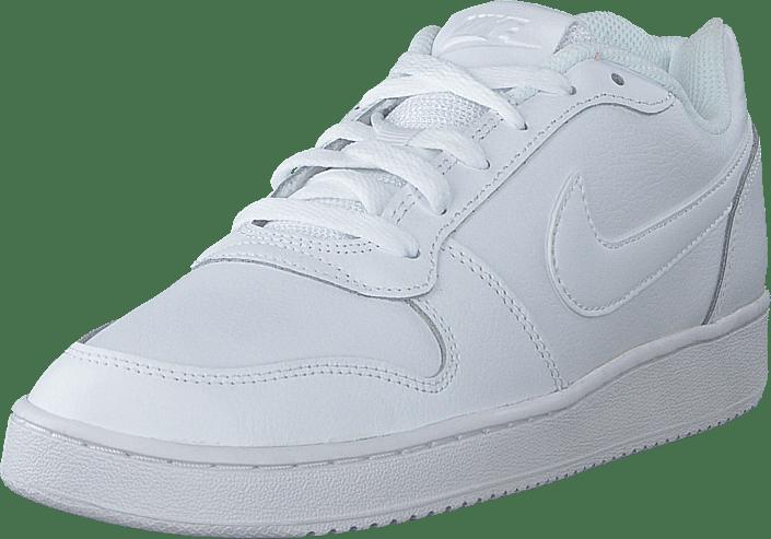 Nike - Ebernon Low White/white