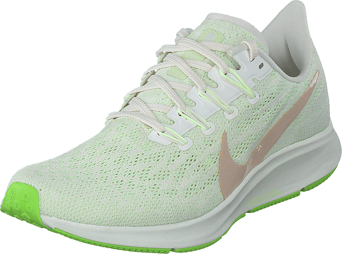 Nike - Wmns Air Zoom Pegasus 36 Phantom/bio Beige-barely Volt
