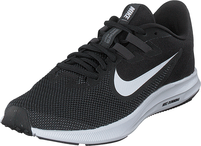 Nike - Downshifter 9 Black/white-anthracite