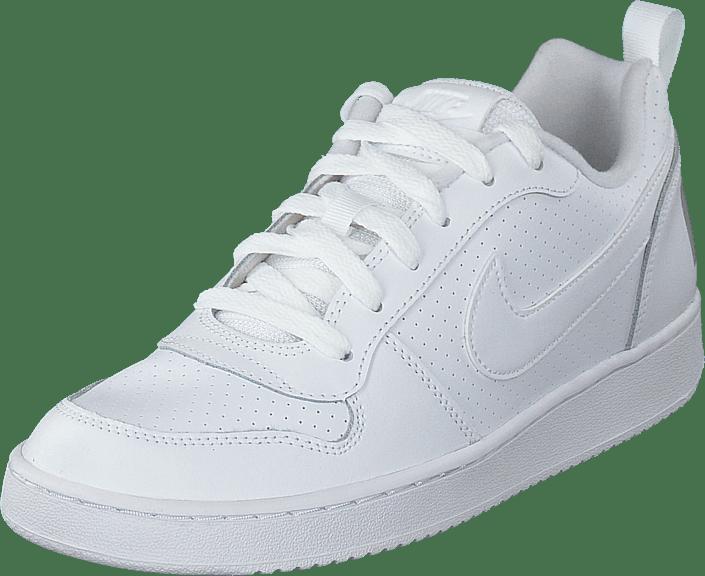 Acheter White Nike Borough Blancs Court LowgsWhitewhite 5jR4A3L