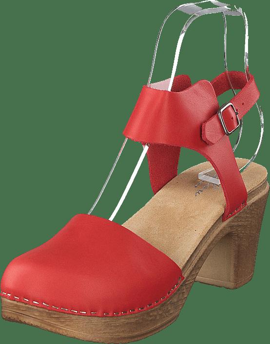 Alicia Soft Poppy Red