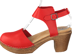 Alicia Soft Poppy Red