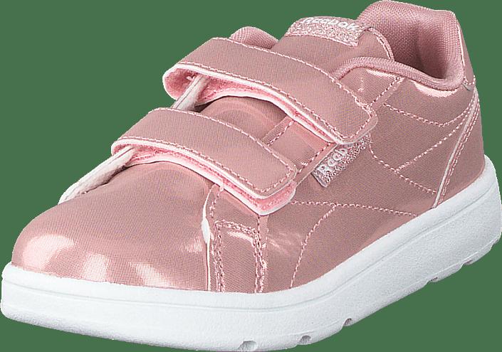 Reebok Classic - Reebok Royal Comp Cln 2v Pink/white