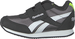 Reebok Royal Cljog 2 Kc Black/true Grey/neon
