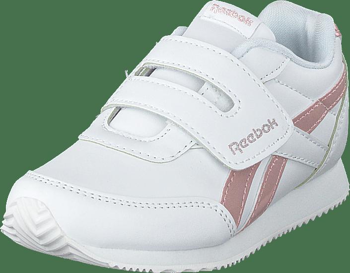 Reebok Classic - Reebok Royal Cljog 2 Kc White/pink