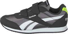 Reebok Royal Cljog 2 2v Black/true Grey/neon