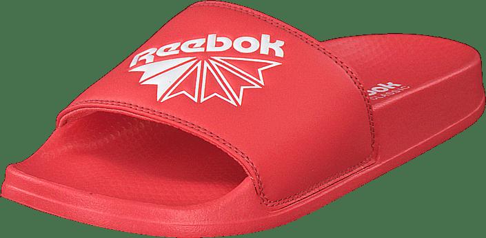 Reebok Classic - Reebok Classic Slide Bright Rose/white