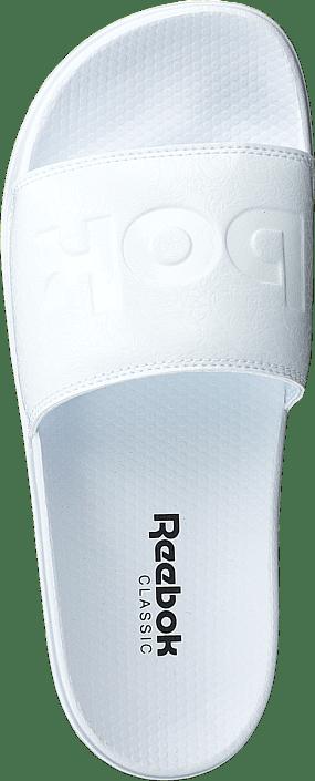 Reebok Classic Slide Splt-white/whit/black