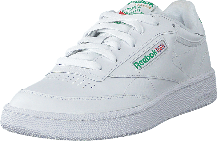 Reebok Classic - Club C 85 White/green