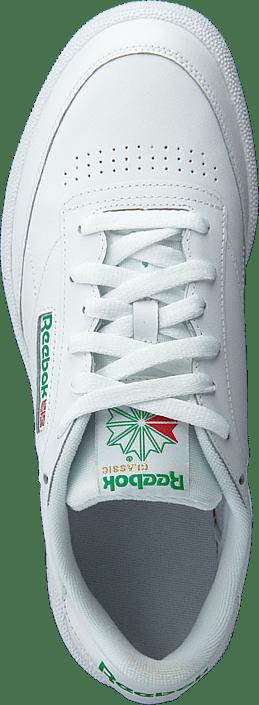 Club C 85 White/green