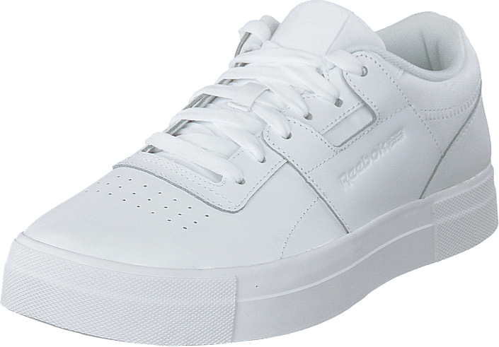 865185169e4 Buy Reebok Classic Workout Lo Fvs Basic White skull Gre white Shoes ...