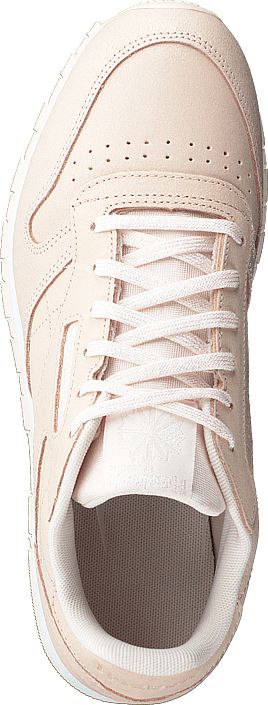 Reebok Classic - Classic Leather Pale Pink/white