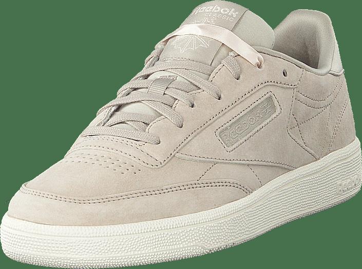 Reebok Classic Club C 85 Light Sandsleek Met Schuhe Kaufen
