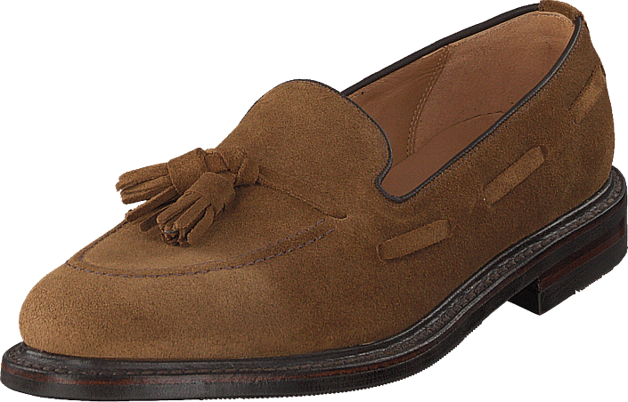 Loake - Nottingham Tobacco Suede