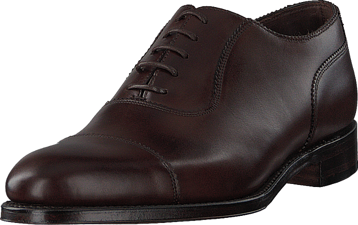 Loake - Evans Dark Brown