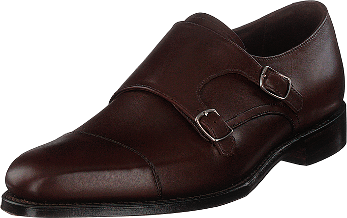 Loake - Wensum Dark Brown