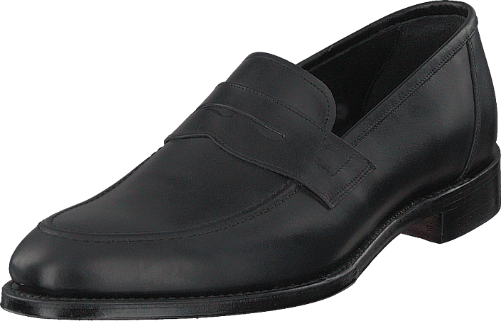 Loake - Anson Black Calf