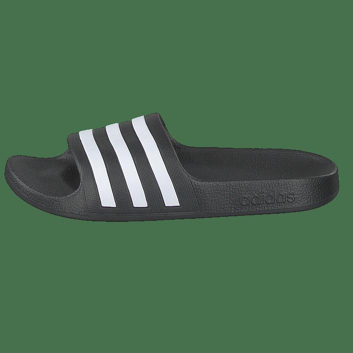 timeless design 9d839 b8cb0 Buy adidas Sport Performance Adilette Aqua K Cblackftwwhtcblack Grey  Shoes Online  FOOTWAY.co.uk