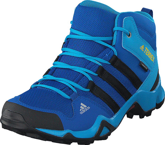 adidas Sport Performance - Terrex Ax2r Mid Cp K Blubea/cblack/shoyel
