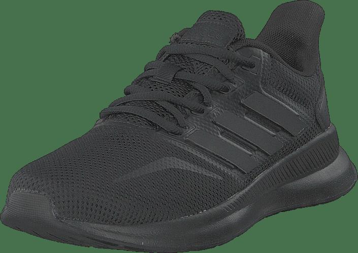 adidas Sport Performance - Runfalcon K Cblack/cblack/cblack