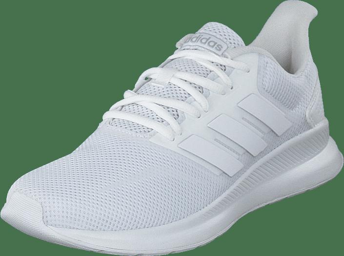 adidas Sport Performance - Runfalcon Ftwwht/ftwwht/cblack