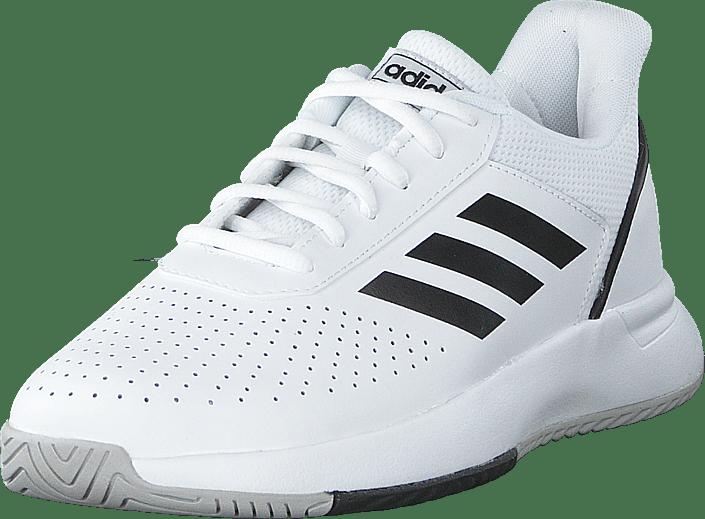 fe0348fa195 Buy adidas Sport Performance Courtsmash Ftwwht cblack gretwo white ...