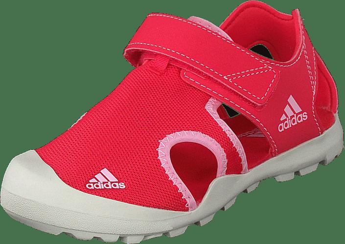 adidas Sport Performance - Captain Toey K Actpnk/trupnk/rawwht