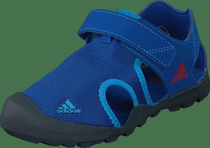 adidas Sport Performance - Captain Toey K Blubea/gresix/actred