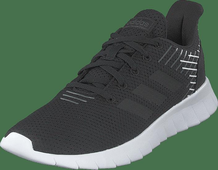 adidas Sport Performance - Asweerun Cblack/cblack/gresix