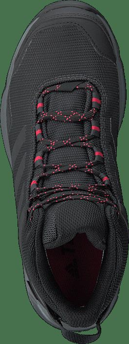 Terrex Entry Hiker Mid Gtx W Carbon/cblack/actpnk