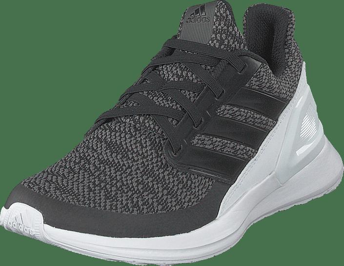 adidas Sport Performance - Rapidarun Knit El C Cblack/cblack/gresix