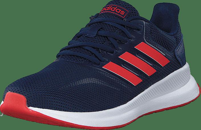 adidas Sport Performance - Runfalcon K Dkblue/actred/cblack