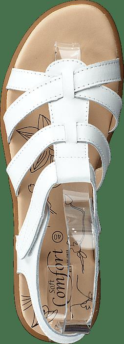 Kjøp Soft Comfort Gozo White Sko Online