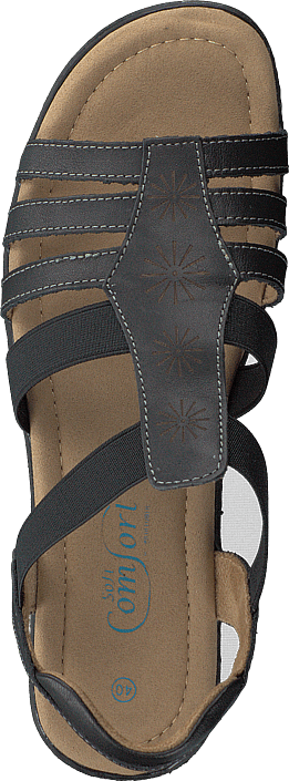 Soft Comfort - Snarum Black