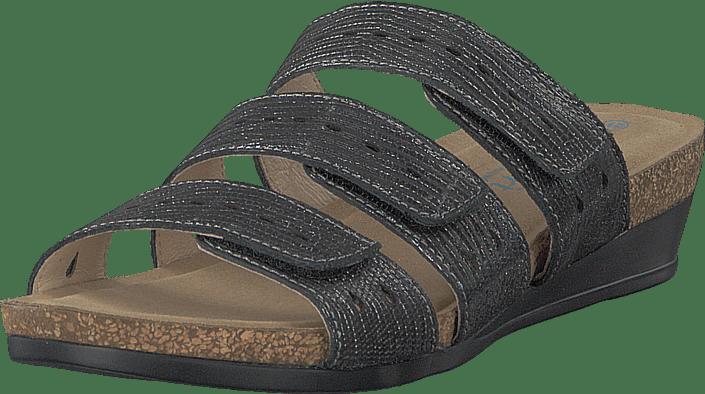 Soft Comfort - Vincenza Black /silver