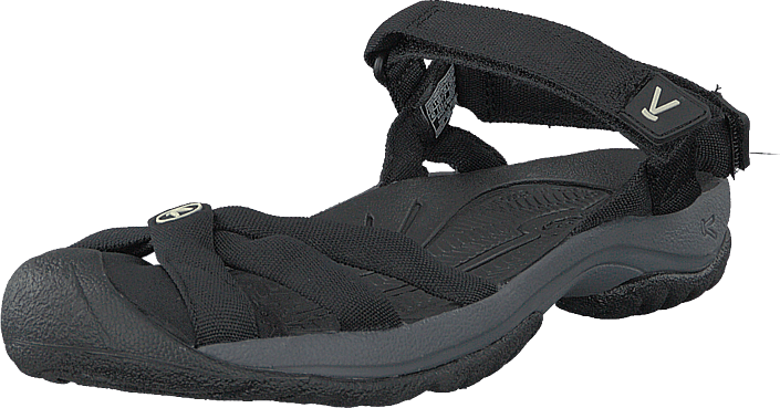 Keen - Bali Strap Black/steel Grey
