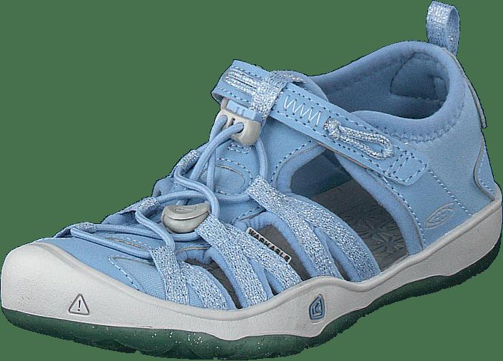 Moxie Sandal Children Powder Blue/vapor