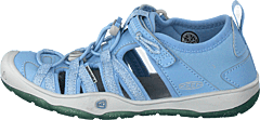 Moxie Sandal Children Powder Blue/vapor