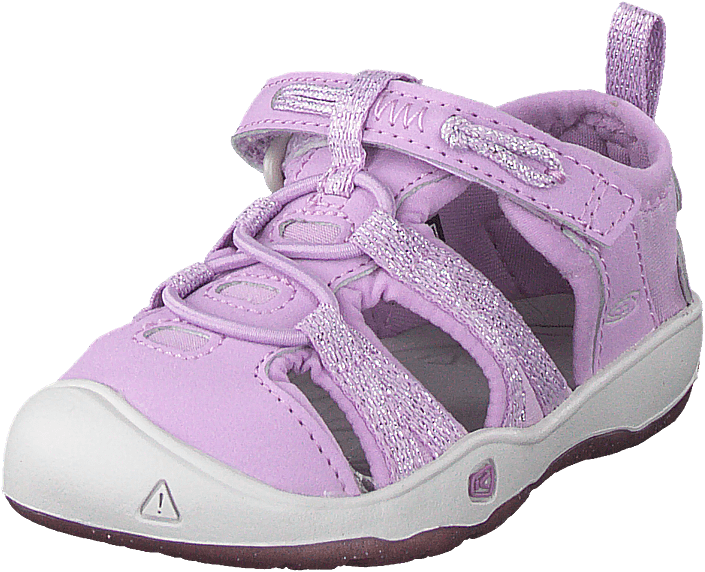 Keen - Moxie Sandal Tots Lupine/vapor