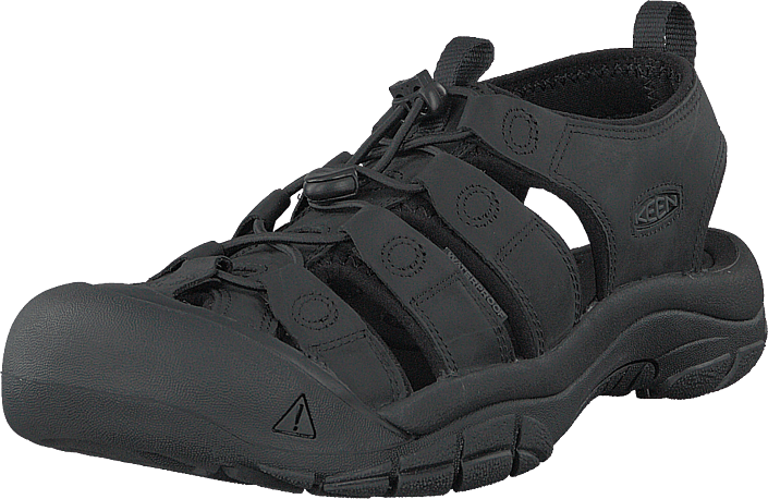 Keen - Newport Black/black