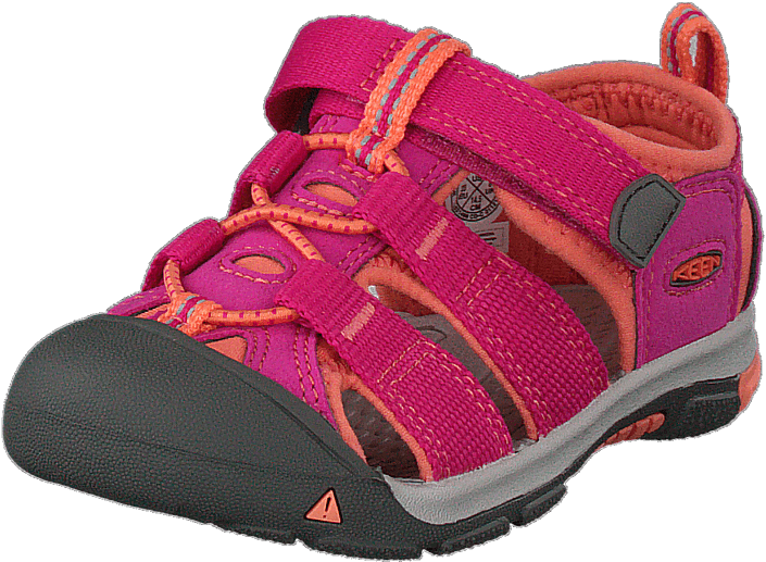 Keen - Newport H2 Tots Very Berry/fusion Coral