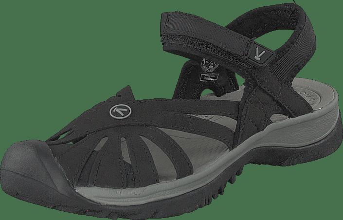 Rose Sandal Black/neutral Grey