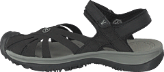 Rose Sandal Black/neutral Grey