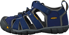 Seacamp Ii Cnx Kids Blue Depths/gargoyle