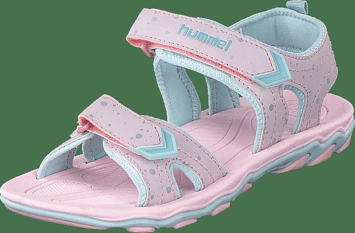 Hummel - Sandal Sport Dots Jr Pale Lilac