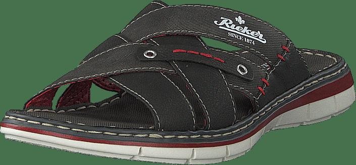 Rieker - 25199-43 Antrazit
