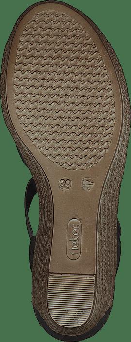 Rieker - 62436-45 Basalt